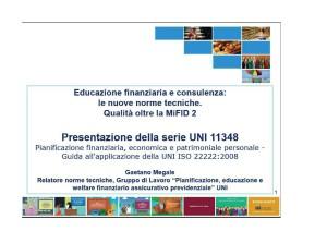 Educazione e consulenza 11giu18